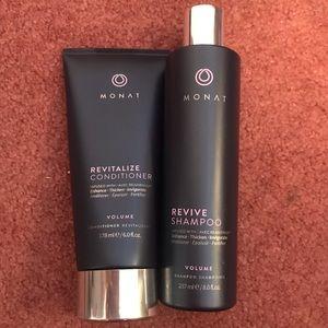 Monat Volume Shampoo and Conditioner Duo